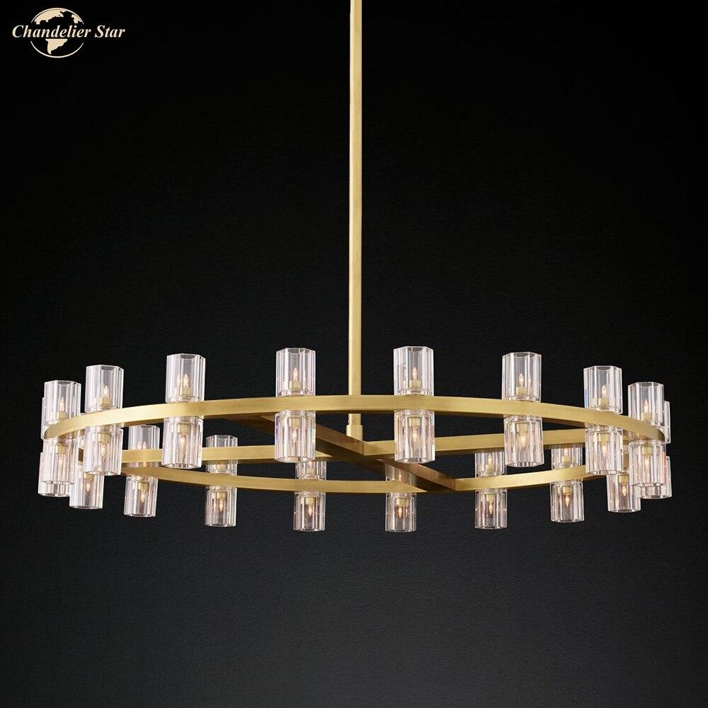 Купить постмодерн роскошный подвесной светильник для спальни гостиной