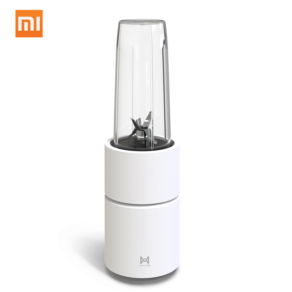 Xiaomi Pinlo Little Monster Fruit Vegetable Cooking Machine Mini Electric Fruit Juicer Fruit Squeezer Household Travel Juicer