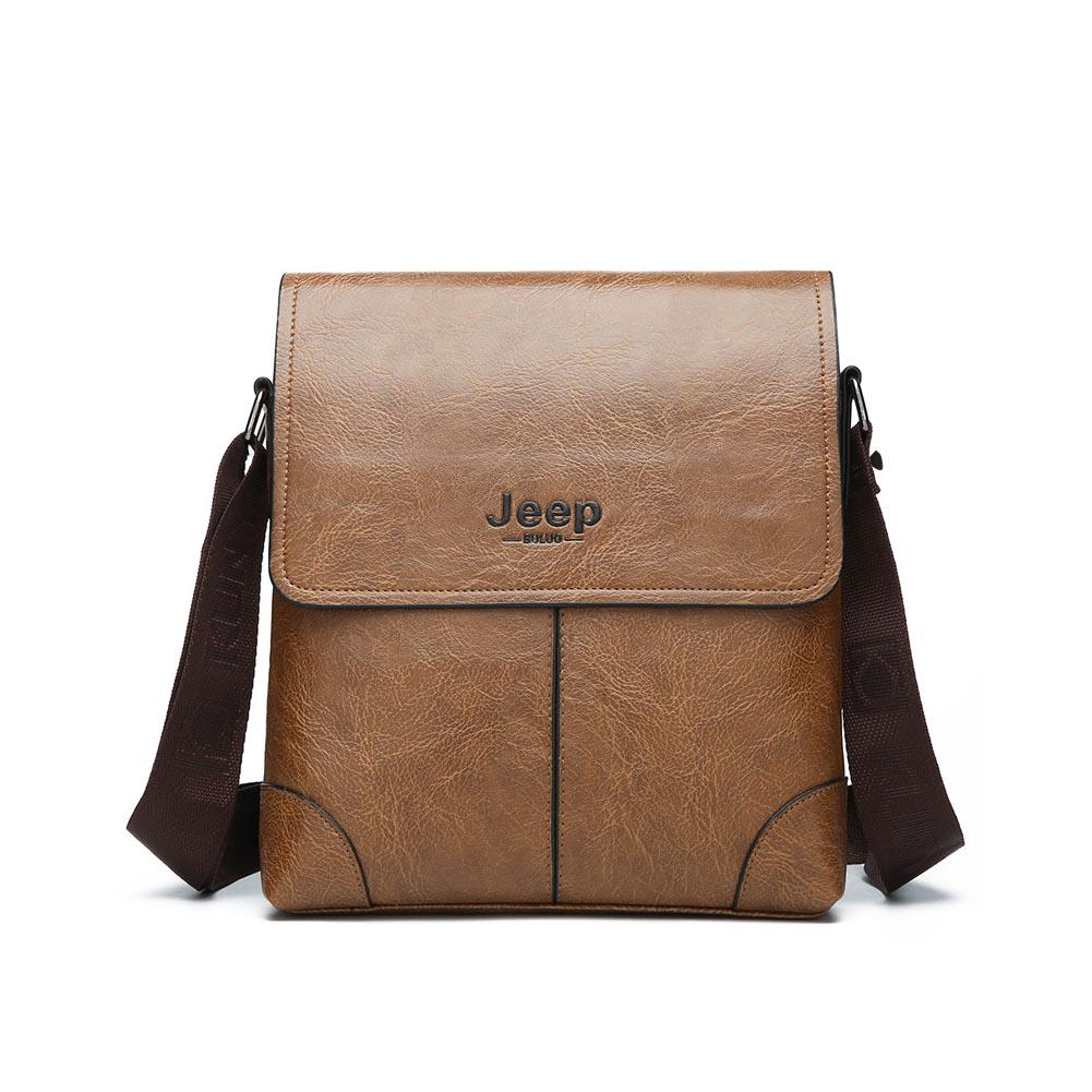 PinShang Man Casual Single Shoulder Cross Body Business Briefcase Outdoor Travel Bag