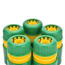 5 шт. 34 мм 1/2 дюймов шланг фитинг набор Быстрый пластиковый водяной шланг соединитель XH8Z