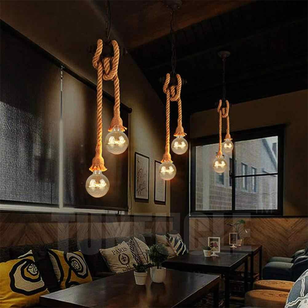 Ampoule lampe LED à incandescence G125 Edison ampoule Vintage lumière blanche chaude 4W pour la décoration