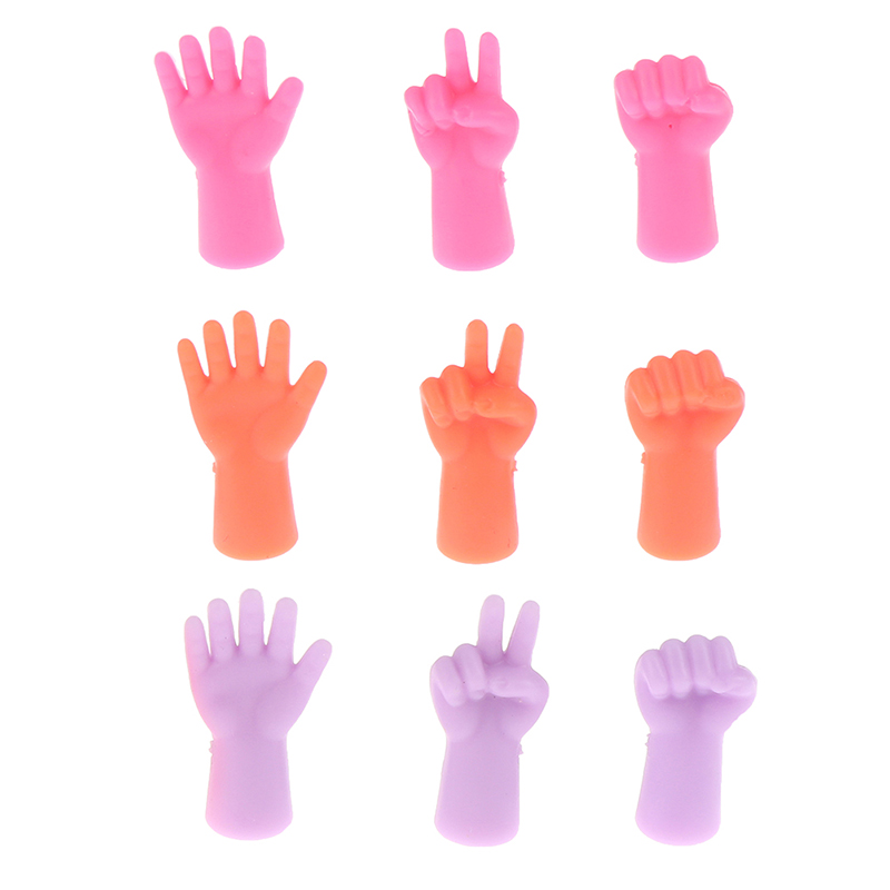 6pcs/lot Knitting Needles Point Protectors Needle Tip Stopper For DIY Weave Knitting And Sewing For Mom Sewing Tools Accessories