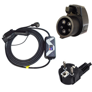 Image 2 - EV Charger Type 1 J1772 Connector Home Use EV Charging Cable Charging Electric Cars Europe for Renault Vehicle