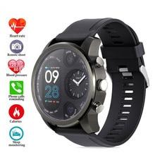 T3 Pro Smart Watch Dual Time Zone Sports Men Waterproof Smartwatch Heart Rate Business Bluetooth Alloy Activity Tracker