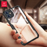 Per iPhone 11 12 Pro Max Case, Xundd Airbag Shell antiurto per iPhone 11 12 SE XSmax XR XS X 8 7 6 Plus Cover protettiva