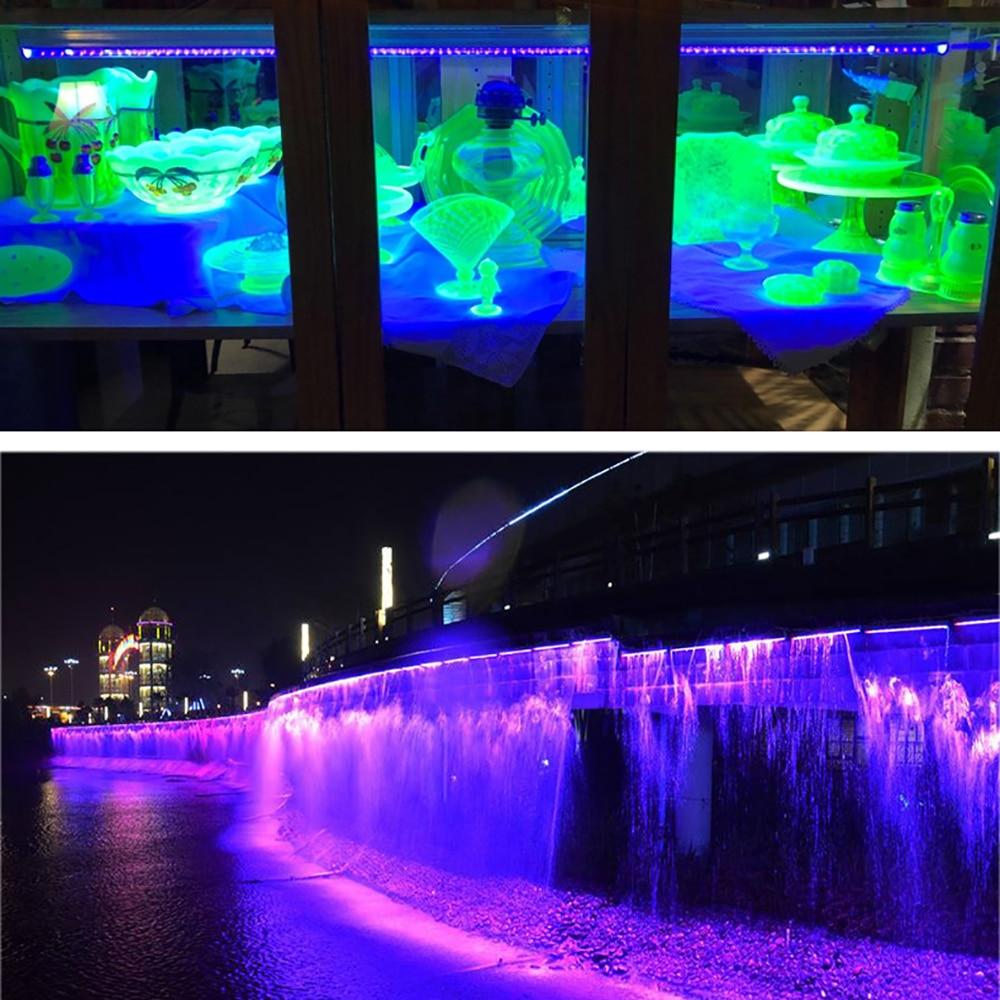 Disco light violet LED tube (5)