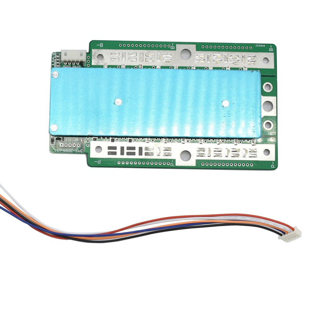 100A 200A Lifepo4 Lithium Iron Phosphate Battery Protection Board 4 Series Phosphorus Lithium Battery Expansion Board Module|Motorcycle Batteries|   - AliExpress