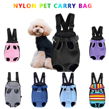 Puppy Dog Bag Pet Carrier Pouch , Breathable Mesh Shoulder Backpack for Small Medium Cats Chihuahua Outdoor Travel Play