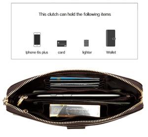 Image 3 - WESTAL portefeuille mâle en cuir véritable hommes portefeuilles pour porte carte de crédit pochette mâle sacs porte monnaie hommes en cuir véritable 9041