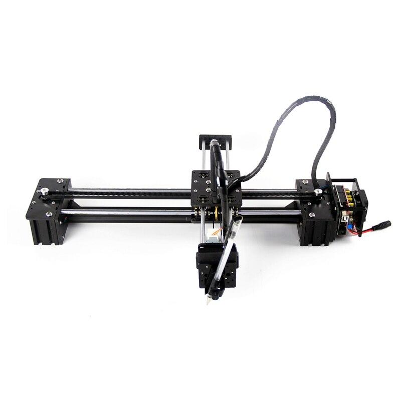 Neue kommen!!! Gleitbahn moving 3 achsen schrittmotor steuerung keine servo DIY LY drawbot unterstützung laser stift zeichnung roboter maschine