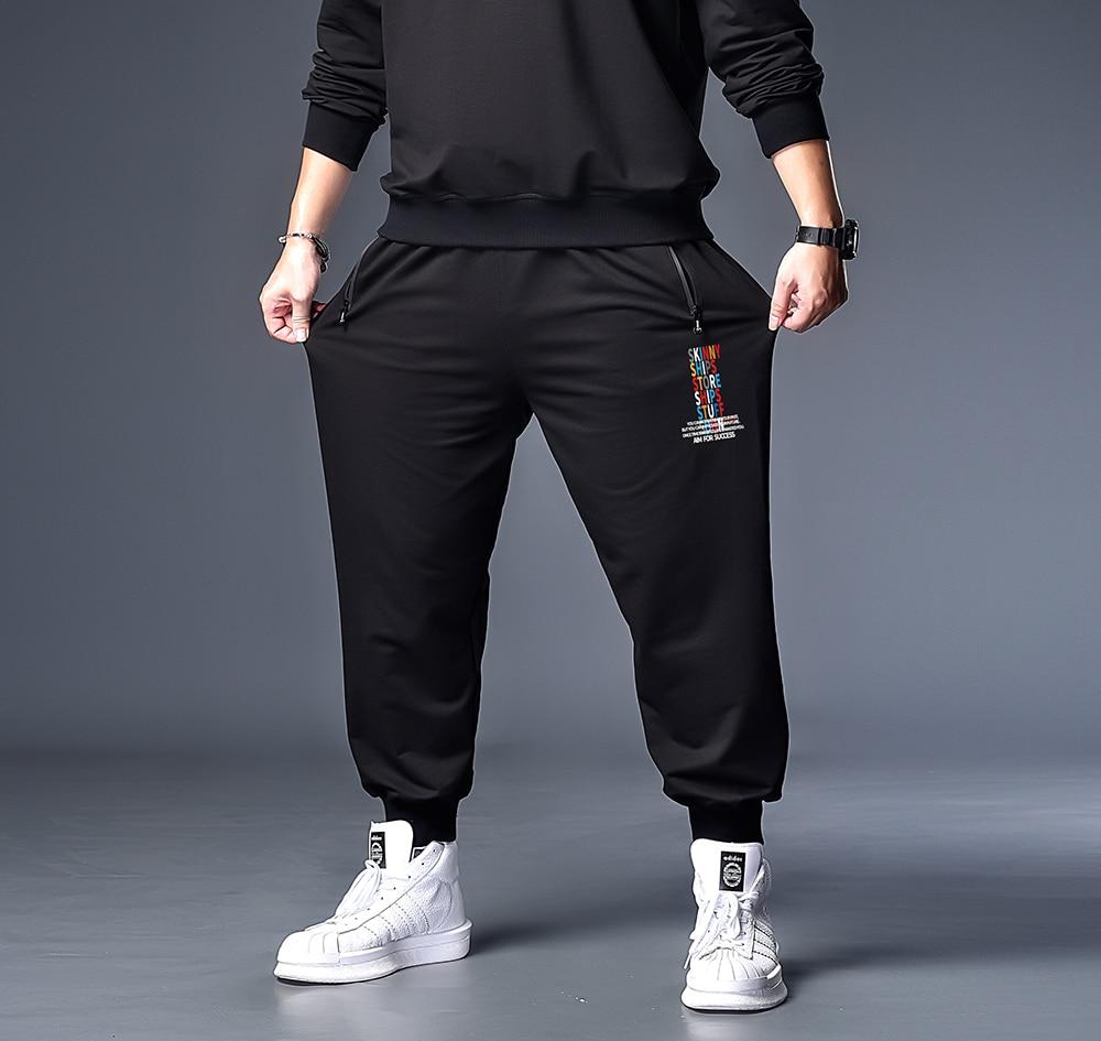 7XL 6XL XXXXL Cargo Pants Men 2019 Mens Streetwear Joogers Pants Black Sweatpant Male Hiphop Autumn Pockets Trousers Overalls
