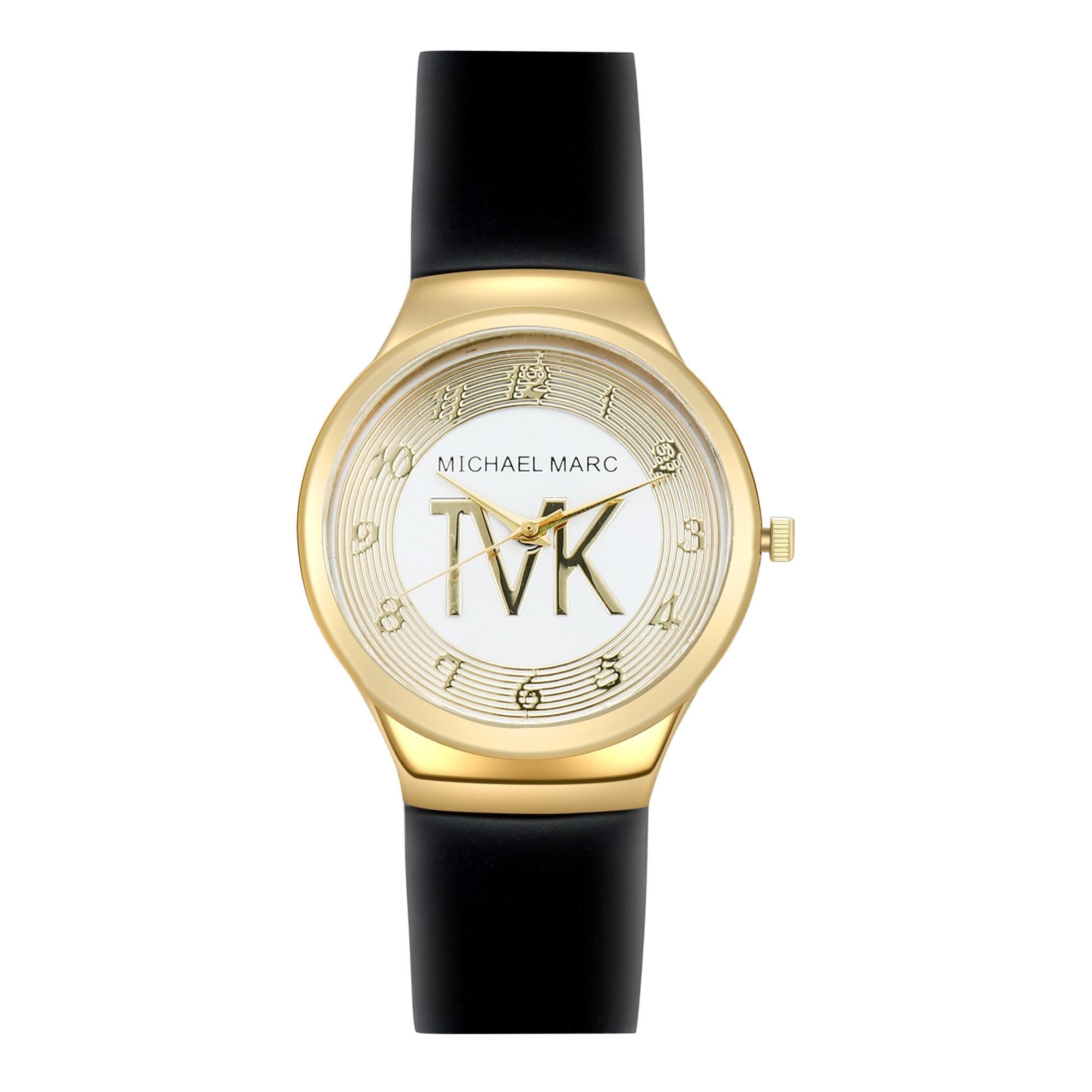 Hot Brand TVK Silicone Women Watches Relogios Femininos Quartz Watch Men Women Watches Bear Clock Relojes Hombre
