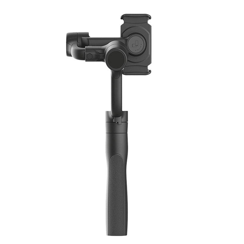 AMS Stabilizer Mini S 3 Axis Handheld Gimbal Stabilizer for Phone Gopro Extremely Foldable Extendable Tripod R25|Tripod Heads| |  - title=