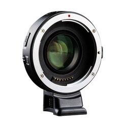 Viltrox EF-E II automatyczne ustawianie ostrości reduktor prędkości wzmacniacz obiektywu adapter do canona EF EOS obiektyw do aparatu Sony A9 A7 II A7RIII A7SII A6500