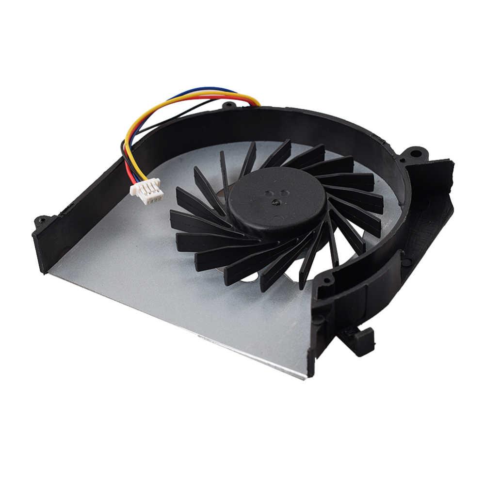 Perak Laptop Komputer Pengganti Cooling Fan CPU Cooler Power 5V 0.4A Fan Aksesoris Cocok untuk HP DV6-7000/DV7-7000