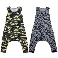 Seartist Baby Boys Girls Rompers Boy Girl Leopard Camouflage Short Jumpsuit Bebes Kids Camo Body Suit Baby Boy Clothes 2021  40