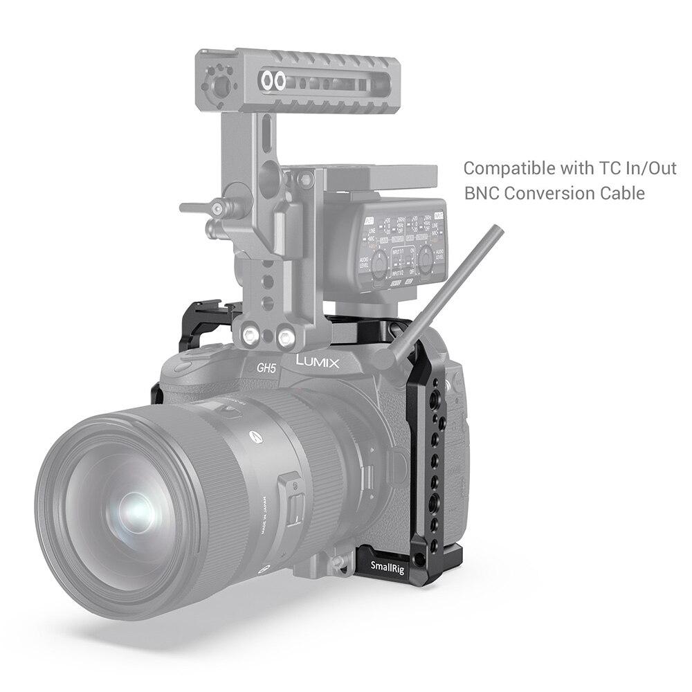 Kavez SmallRig za fotoaparat za Panasonic GH5 i GH5S s nosačem - Kamera i foto - Foto 5