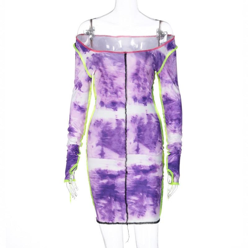 off shoulder dress11