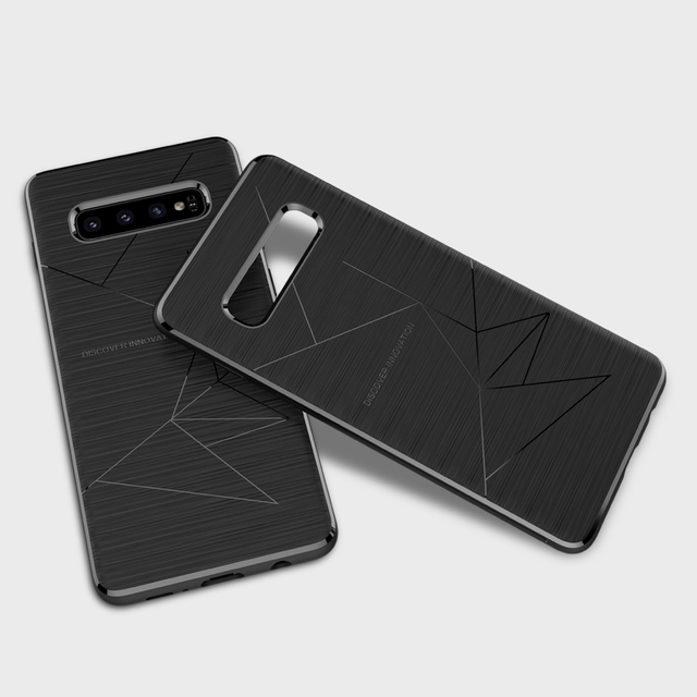 Case for Samsung Galaxy S10 S10+ S8 S9 S8+ S9+ Plus Support Wireless Charging Nillkin Magic Case for S10 Magnetic Holder Cover