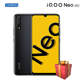 vivo IQOO Neo 855 6.38'' Water Drop Screen Snapdragon 855 Octa Core 4500mAh Big Battery 33W Fast Charge Z5 Z5x Smartphone