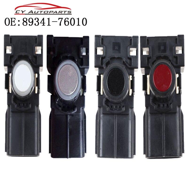 4 Color New PDC Parking Sensor For Lexus GS450 Hybrid CT200H ZWA10 Parksensor 89341-76010 8934176010
