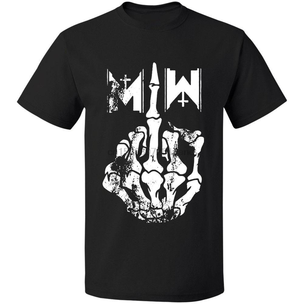 NEW RARE ! Vtg Morbid December Moon Logo T-Shirt S-5XL