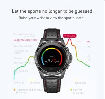 IP67 Waterproof CK23 Smart Watch Heart Rate Sleep Tracker Smart Bracelet Sport Fitness Tracker Smartwatch For Ios Android Phone