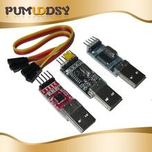 3pcs/lot =1PCS PL2303HX+1PCS CP2102+1PCS CH340G USB TO TTL for arduino PL2303 CP2102 5PIN USB to UART TTL Module 1pcs lot svi4004