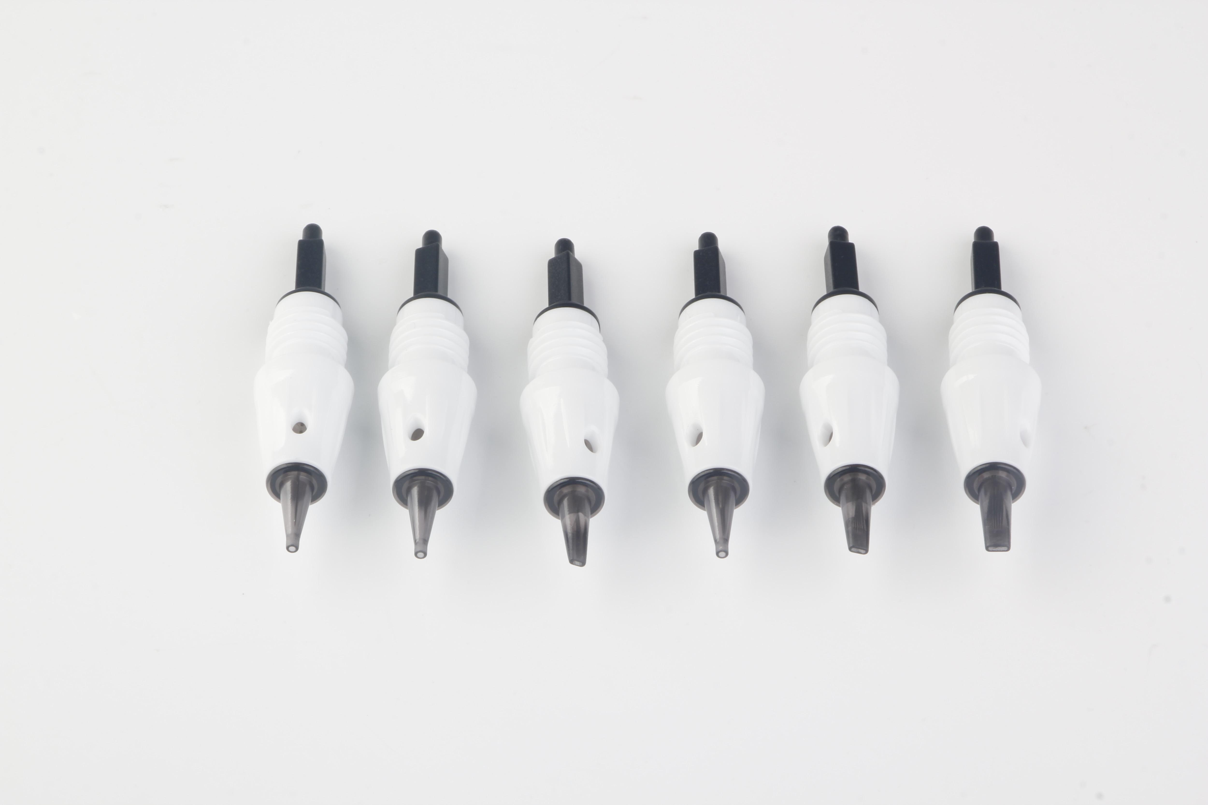 Тату ручка Дерма иглы картридж Artmex V6/8/9/11 иглы и нано МТС микроиглы