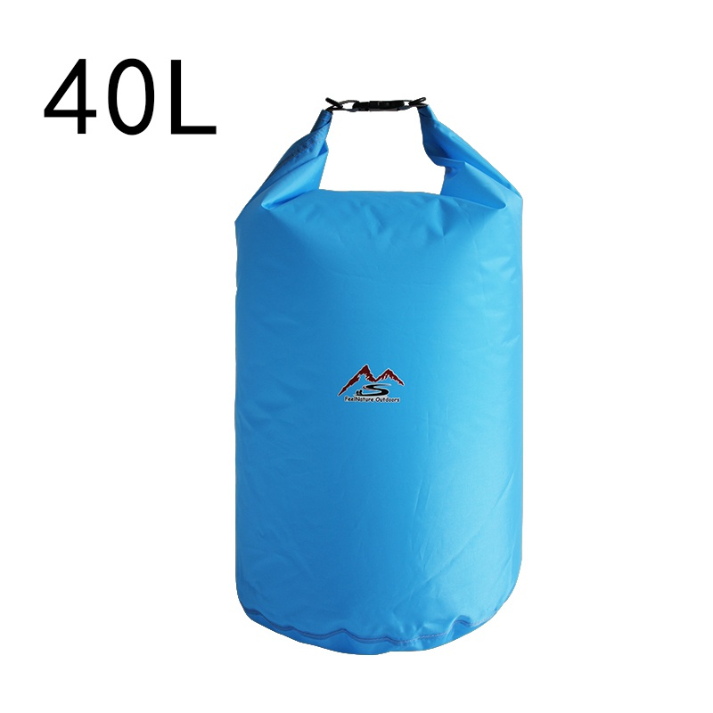 5L10L 20L 40L 70L Outdoor Sport Dry Waterproof Bag Floating Dry Gear Bags For Boating Fishing Rafting Swimming Bags