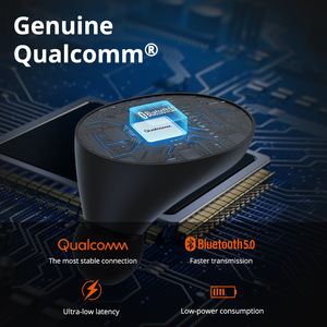 Tronsmart Spunky Beat Drahtlose TWS Kopfhörer APTX Bluetooth Ohrhörer mit QualcommChip, CVC 8.0, Touch/APP Control