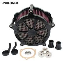 Filtr powietrza motocykl CNC filtr powietrza układ dolotowy zestaw dla Harley Sportster 1200 883 XL883N czterdzieści osiem siedemdziesiąt dwa 48 72