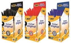 BIC Cristal średni długopis niebieski s Box|Długopisy kulkowe|   -
