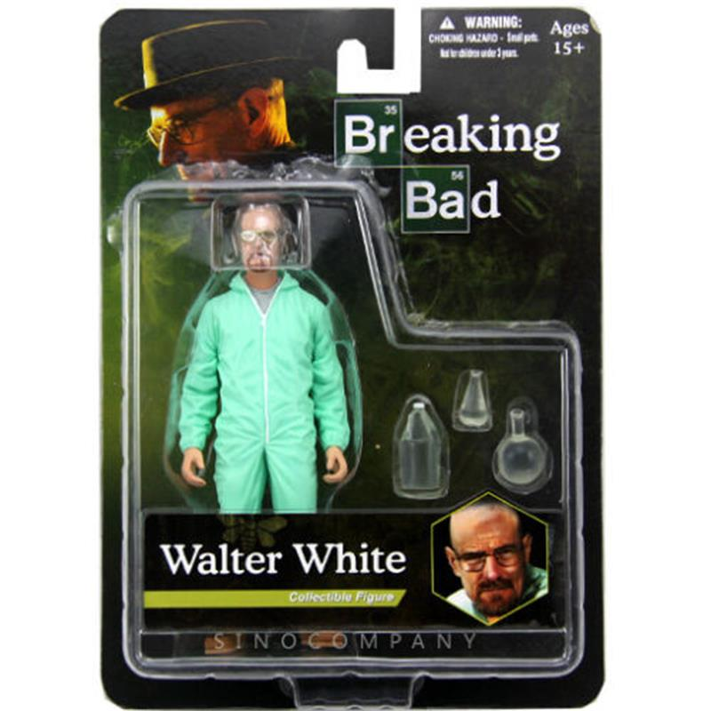 Image 3 - 1 box Gift 6inch Breaking Bad Heisenberg Walter White Action Figure Collectible Figure Model Toy Classic Toys Gift free shipping-in Action & Toy Figures from Toys & Hobbies