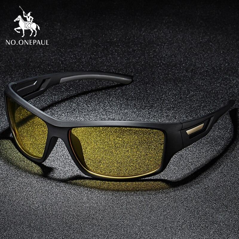 NO.ONEPAUL Goggles Camping Hiking Driving Eyewear Sport Glasses Polarized Fishing Sunglasses Men Women Fishing