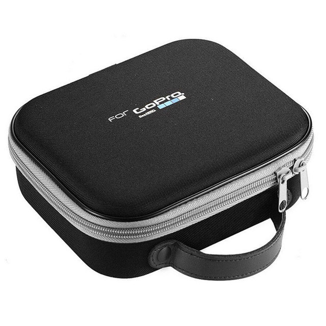 Waterdichte Sport Actie Camera Tas Voor Gopro Hero 9 8 7 6 5 4 3 SJ4000 Sj6000 SJ8 Xiaoyi 4K Osmo Action Case Voor Reizen Opslag