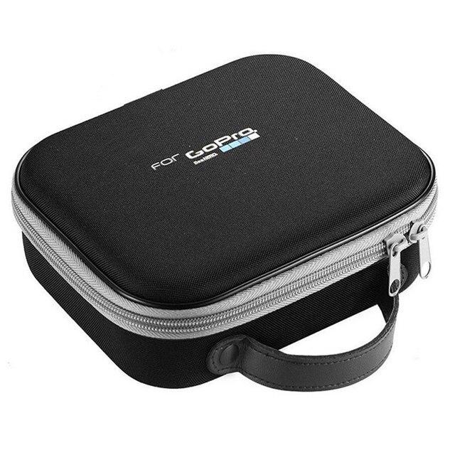 Waterproof Sports Action Camera Bag for Gopro Hero 9 8 7 6 5 4 3 SJ4000 Sj6000 SJ8 xiaoyi 4k Osmo Action Case for Travel Storage