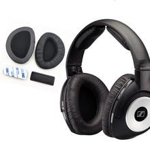 лучшая цена Ear Pads For Sennheiser Rs160 Memory Form Headphones Head Beam For Sennheiser Rs170 Hdr 160 Rs110 Headset High Quality Sh#