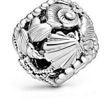 2020 lato nowy 100% prawdziwe 92 5 ażurowe muszle rozgwiazda serce wisiorki koraliki fit oryginalny 3mm bransoletki kobiety DIY biżuteria