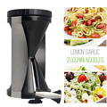 Многофункциональная спиральная овощерезка, спиральный слайсер для овощей, цукини, паста, лапша нож для спагетти, кухонные принадлежности, к...