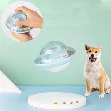 Утечка для домашних животных мячик кошек собак встряхивание