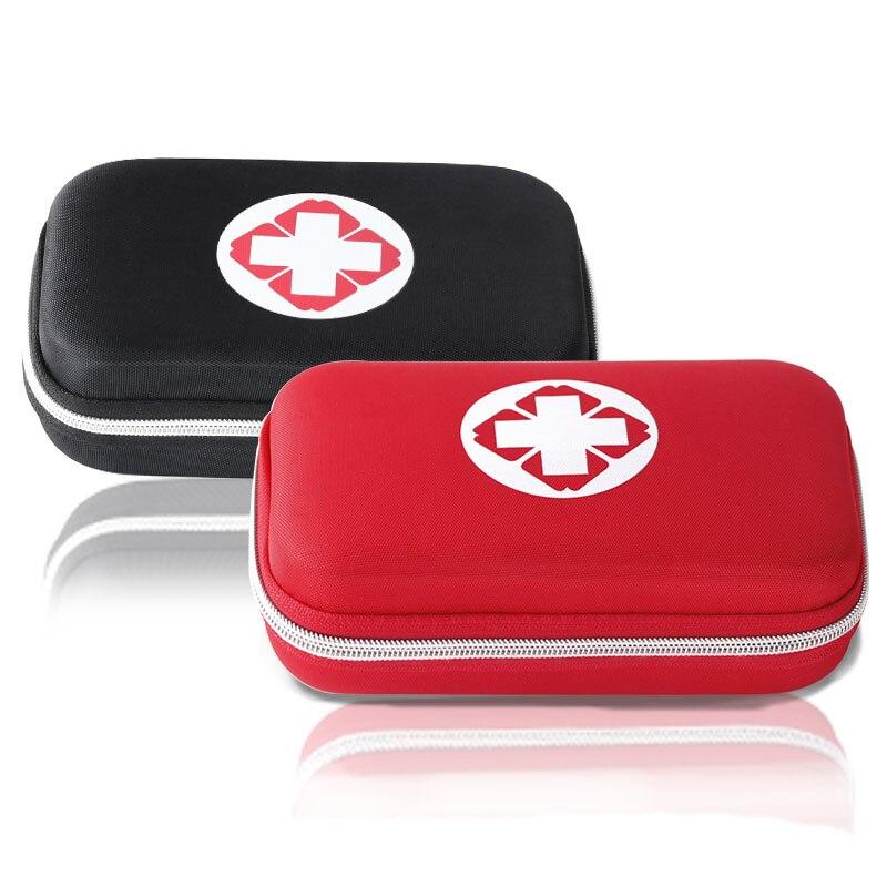 Камуфляжный портативный уличный водонепроницаемый комплект первой помощи EVA, сумка для семейного путешествия, Аварийные наборы безопаснос...