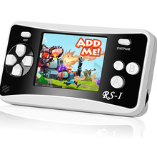 Retro Video Game 8-Bit Handheld Console Classic With 2.5 LCD Built-in 152 Player for Children Portable Gaming
