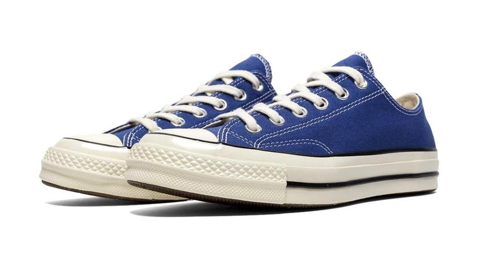 Оригинальный converser патрон 1970s для мужчин и женщин низкий Скейтбординг кроссовки Удобная обувь для повседневной жизни и отдыха светло-голубо...
