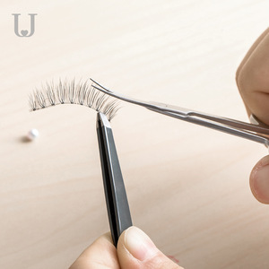 Image 4 - Youpin Jordan&Judy Eyebrow Clip Set Small Tweezers Hair Removal Plucker Beard Clip Eyebrow Trimming Tool