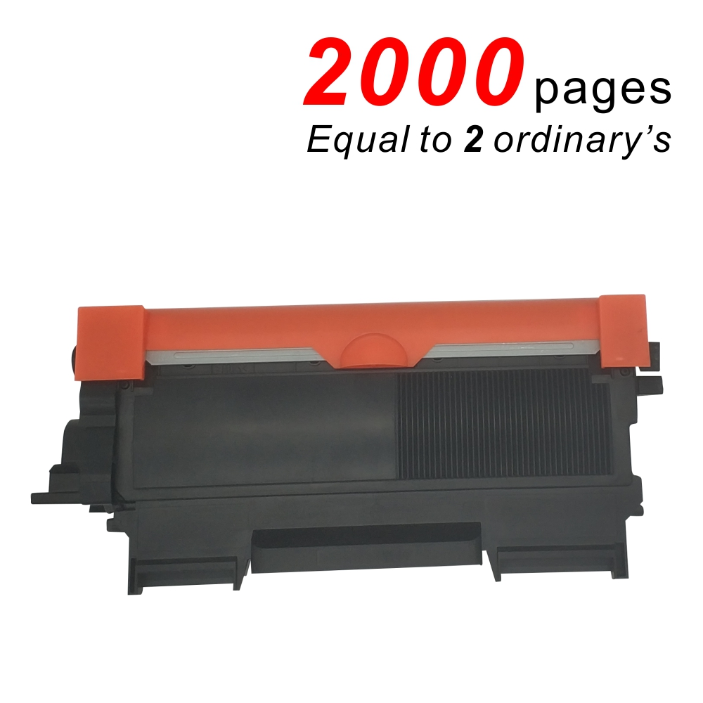 Toner <font><b>Cartridge</b></font> TN 2010 TN-2010 TN2010 for <font><b>Brother</b></font> <font><b>HL</b></font>- <font><b>2130</b></font> 2132 2135W DCP- 7055 5057 7055W MFC Printer 2000 Pages High Yield image