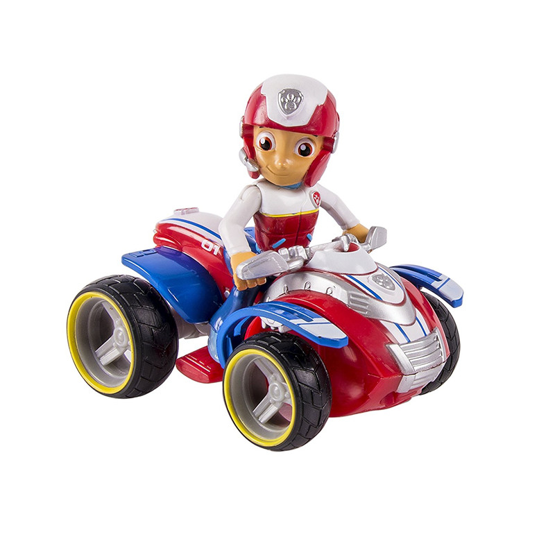 Paw Patrol Dogs Ryder Rescue Puppy Patrol Patrulla Canina Anime Action Figures Car Toys For Children Birthday Xmas Gift D80