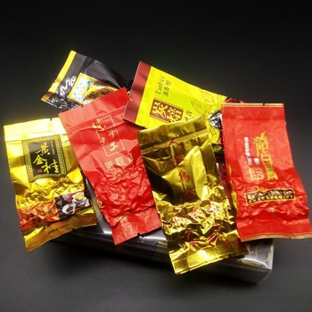 6 kinds of  Oolong 36 bags High quality Chinese Ginseng oolong 1