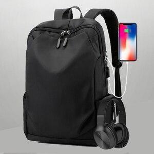 Image 1 - Słynny plecak markowy wysokiej jakości młodzieżowy plecak podróżny moda mężczyzna i kobieta tornister Laptop biznesowy plecak dla mężczyzn