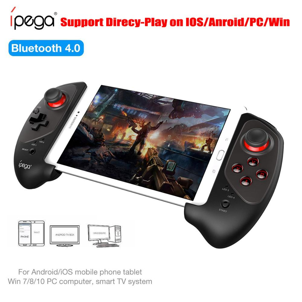 IPEGA 9083S Pubg controlador inalámbrico Gamepad Android Joystick para iPhone para iPad Joypad juego pad Android Bluetooth soporte iOS